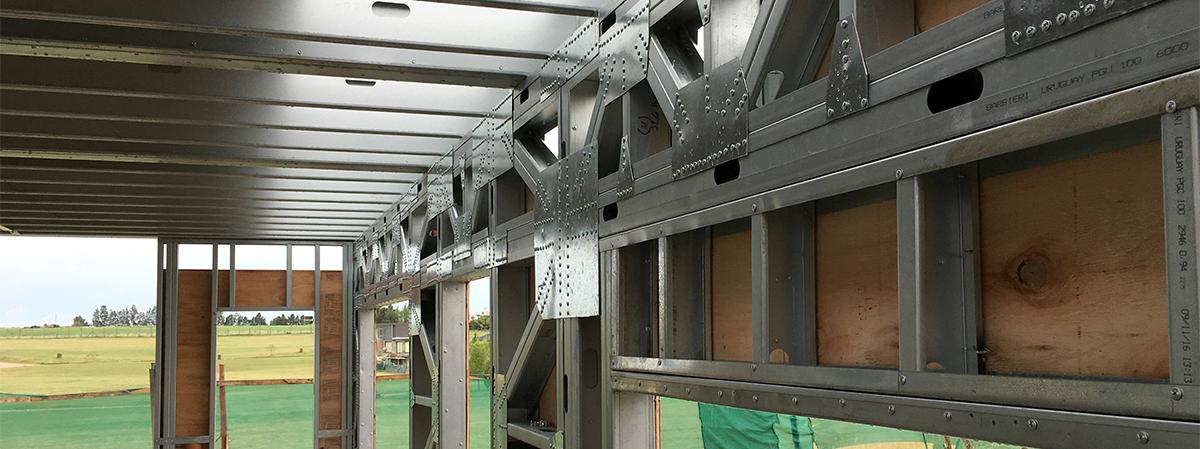 GBS - Steel Framing